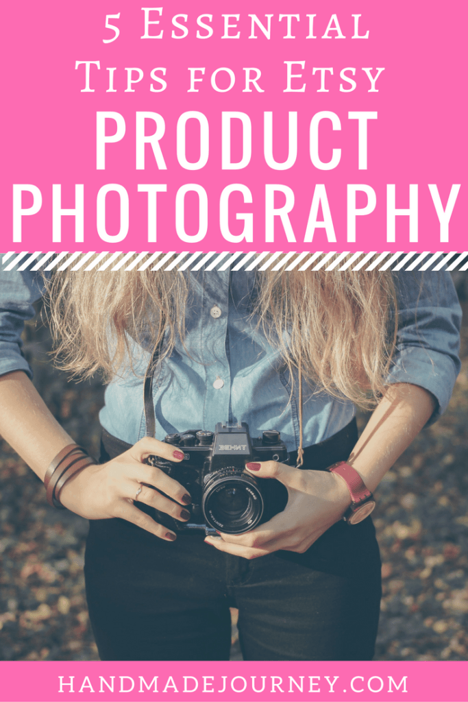 Bright and clean product photography can be the key to convincing Etsy buyers to click on your products. Learn my tips and tricks for great product photos.