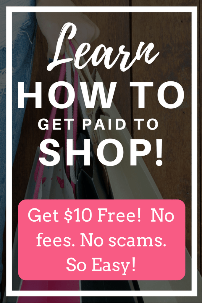 Ever wish you could get paid to shop on Etsy? With Ebates, you can! It's completely legit. Shop on your fav sites like Etsy.